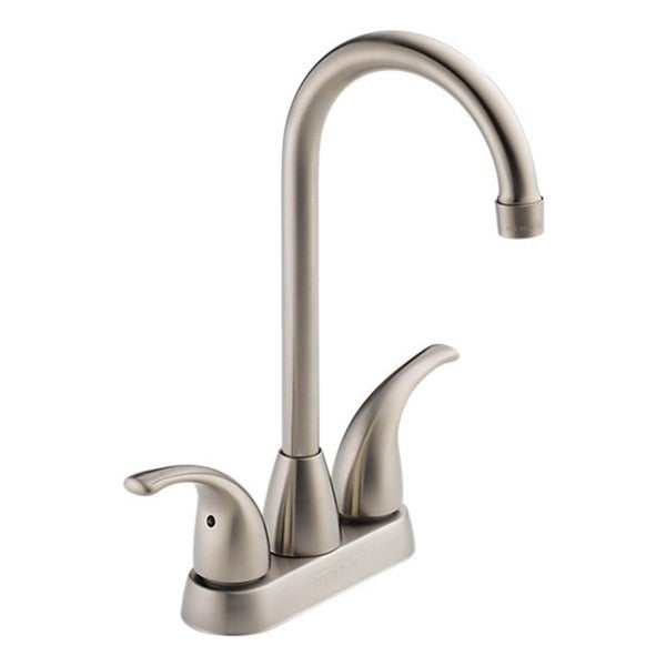 Peerless Choice Two Handle Bar-Prep Faucet P288LFSS