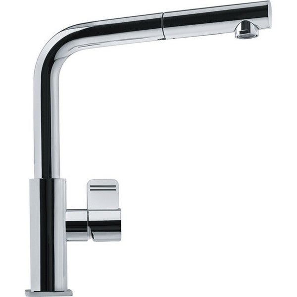Franke Mythos Single Hole Kitchen Faucet FFPS1100 Chrome