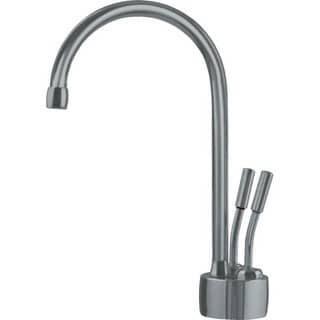 Franke Single Hole Kitchen Faucet LB7280-FRC-HT Satin Nickel