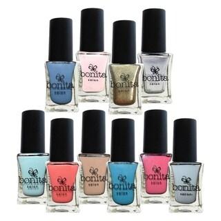 Bonita Salon 10-piece Nail Polish Color Set