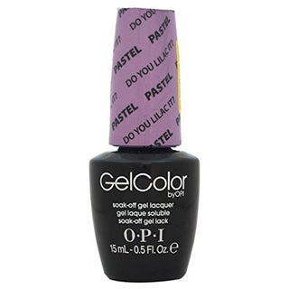 OPI Pastel Do You Lilac It GelColor