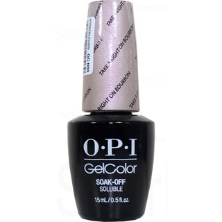 OPI Take A Right On Bourbon GelColor