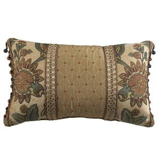 Croscill Minka 20x12 Boudoir Throw Pillow