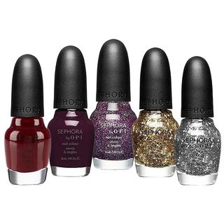 OPI Sephora 5-piece Nail Polish Colour Collection
