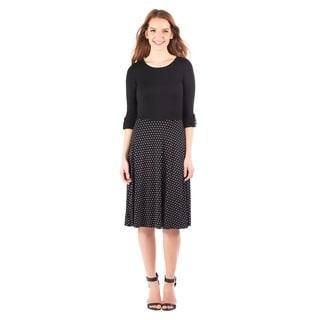 DownEast Basics Women's Liverpool Dress