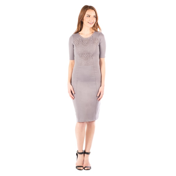 DownEast Basics Women's Greenwich Dress