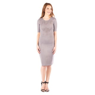 DownEast Basics Women's Greenwich Dress
