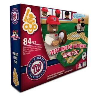 Washington Nationals MLB 84-piece Infield Set 2.0