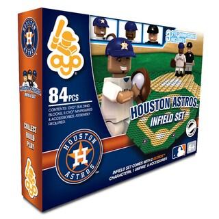 Houston Astros MLB 84-piece Infield Set 2.0