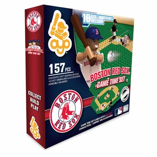 Boston Red Sox 157-piece Game Time Set 2.0