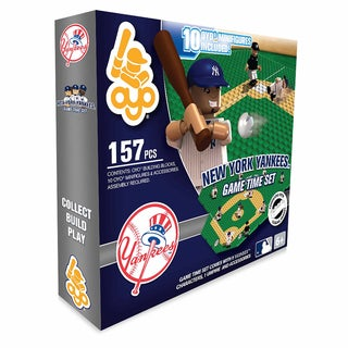New York Yankees 157-piece Game Time Set 2.0