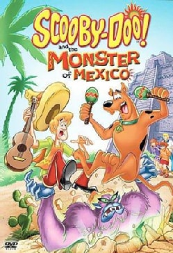 Scooby-Doo and the Monster of Mexico (DVD)