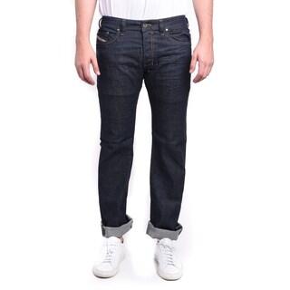Diesel Men's Safado Regular Slim-Straight Stretch Denim Jeans