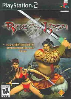 PS2 - Rise of the Kasai