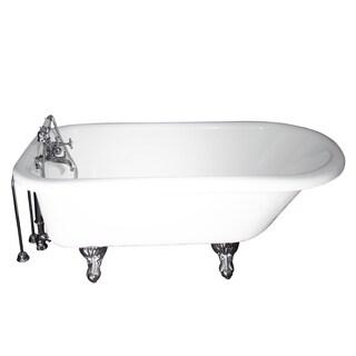 Acrylic Roll Top Tub Kit