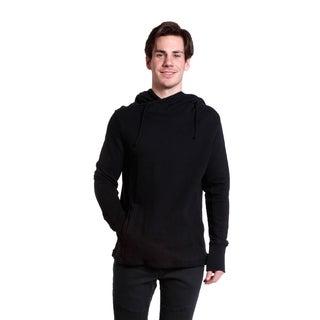 Excelled Men's Herringbone Pullover Hoodie