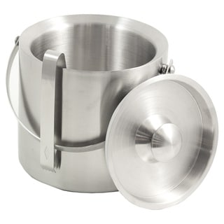 Stainless Steel 5 Quart Ice Bucket