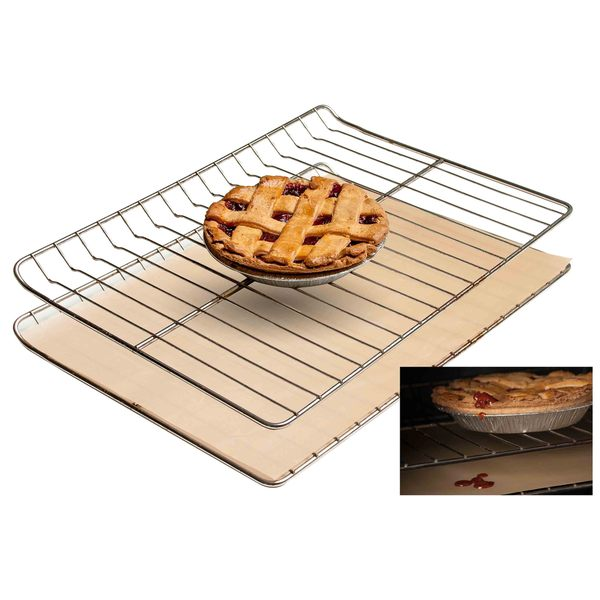 Non-stick Oven Liner Heavy Duty Reusable Baking Mat