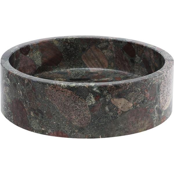 Y-Decor Addi Multicolor Marble Vessel Sink 18114864