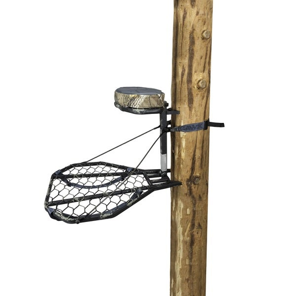 Hawk Mega Combat Hang-On Stand-Mud Finish