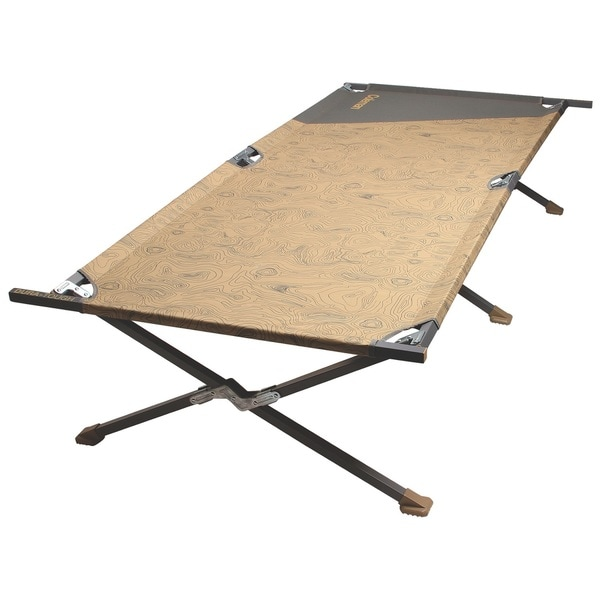 Coleman Big-N-Tall Cot Up to 6'8""