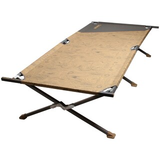"""Coleman Big-N-Tall Cot Up to 6'8"""""""