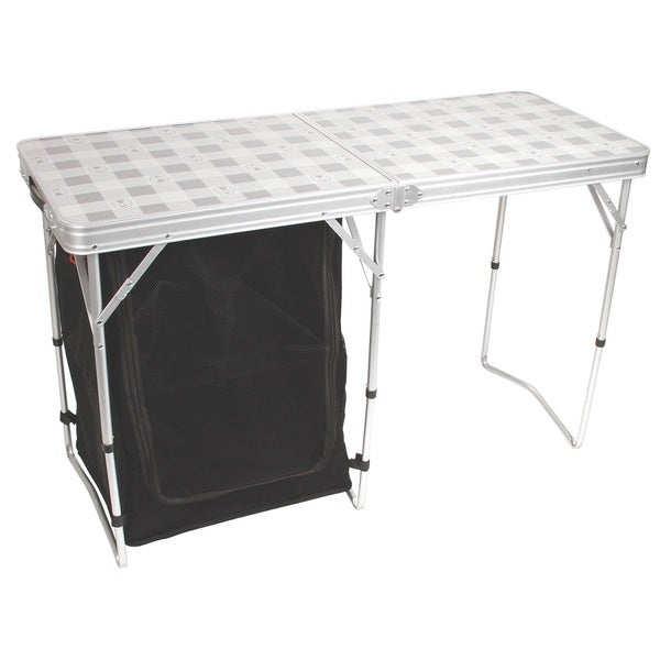 "Coleman Store More Cupboard Table 17"" x 18.8"" x 29.3"". 18115237"