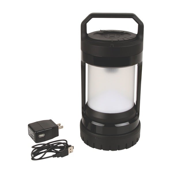 Coleman Divide+ Spin 525L Rechargeable LED Lantern