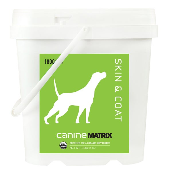 Skin and Coat Matrix for Dogs