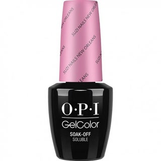 OPI Suzi Nails New Orleans GelColor