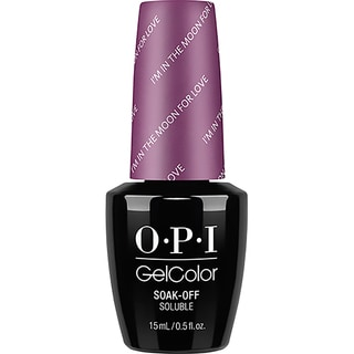 OPI Im In the Moon for Love GelColor