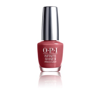 OPI Infinite Shine In Familiar Terra Nail Lacquer