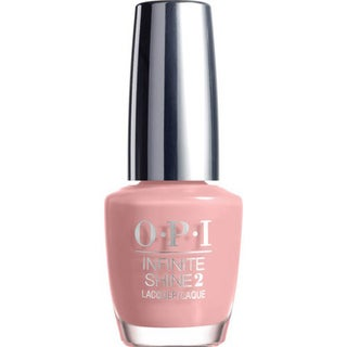 OPI Infinite Shine Half Past Nude Nail Lacquer