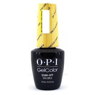 OPI Softshade Pastel 2016 One Chic Chick GelColor
