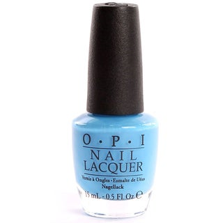 OPI Brights No Room for the Blues Nail Lacquer