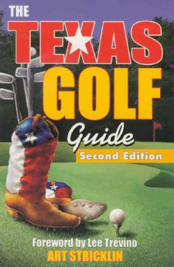 The Texas Golf Guide (Paperback)