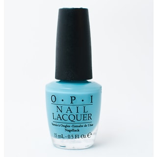 OPI Can't Find My Czechbook Nail Lacquer