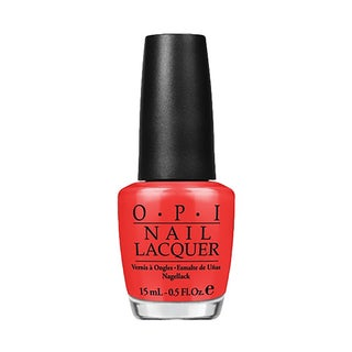 OPI My Paprika is Hotter Nail Lacquer