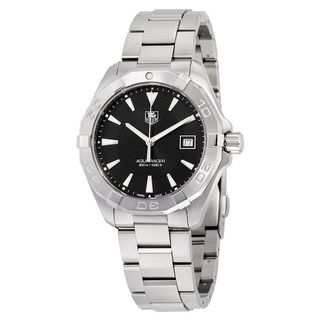 Tag Heuer Men's WAY1110.BA0928 'Aquaracer' Stainless Steel Watch