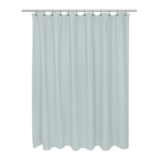 Cotton Waffle Weave Shower Curtain (72 x 72)