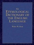 An Etymological Dictionary Of The English Language (Paperback)