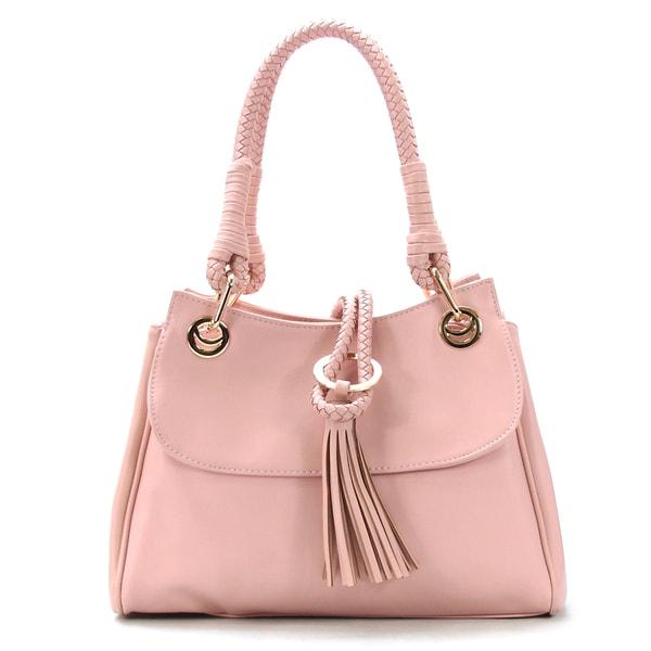 Chacal Taylor Ann Tassel Hobo Bag