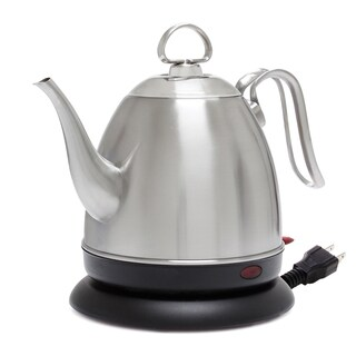 32 Ounce Electric Tea Kettle with Chantal Styled Handle