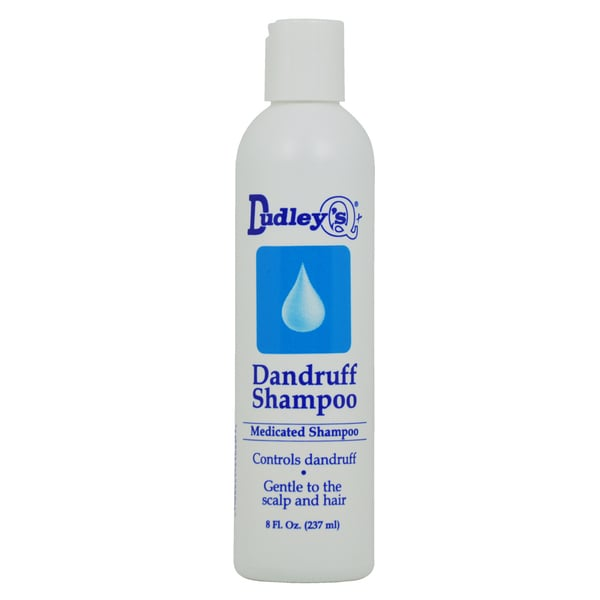 Dudley 8-ounce Dandruff Shampoo