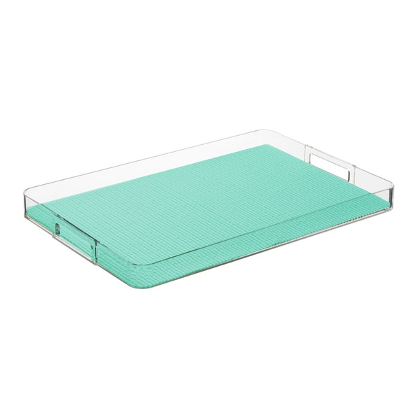 Fishnet Limpet Shell Rectangular Tray