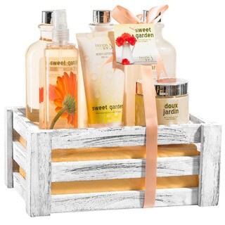 Sweet Garden Bath Gift Set