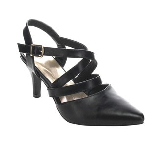 Beston Criss Cross Heels