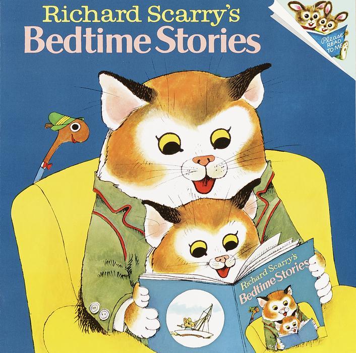 Richard Scarry's Bedtime Stories (Paperback)