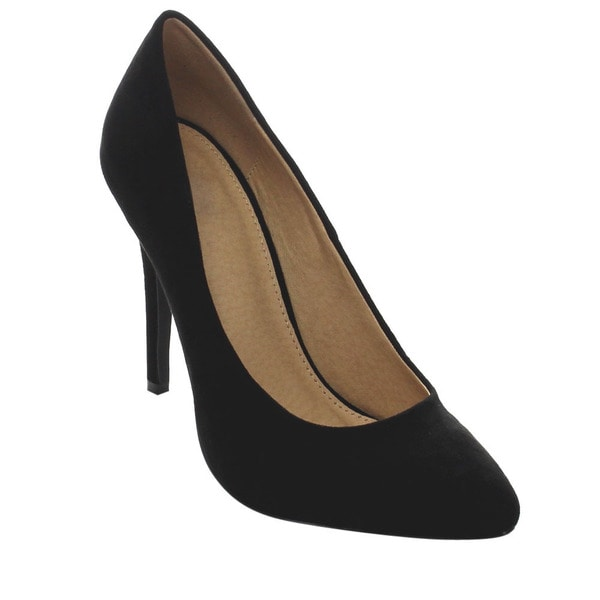 Beston Classic Stiletto Pumps