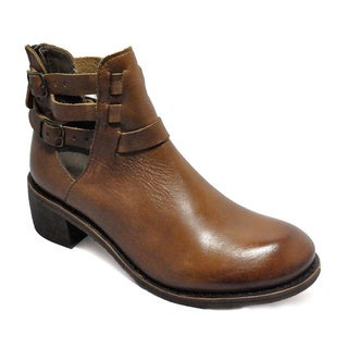 Gee Wawa Women's Brandi Leather Ankle Boot